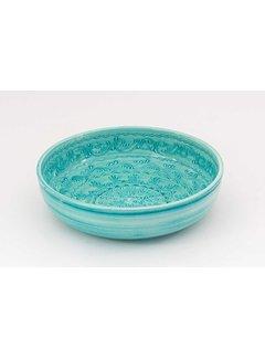 Salad Bowl Ceramic Majorica 27 cm