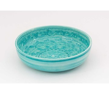 Salad Bowl Ceramic Majorica 27 cm