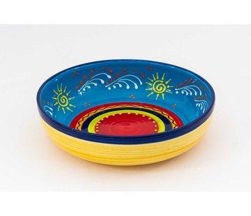 Saladeschaal Keramiek Sol 27 cm