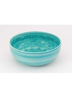 Salad Bowl Ceramic Majorica 28 cm