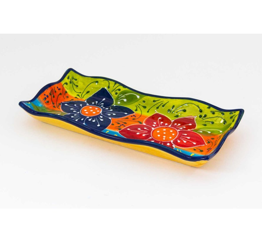Serving Dish Ceramic Canarias 32 cm