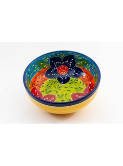 Salad Bowl Ceramic Canarias 28 cm
