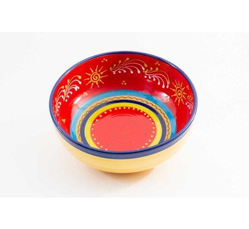 Saladeschaal Keramiek Sol 28 cm