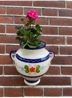 Hanging Flower Pot Azul Flor