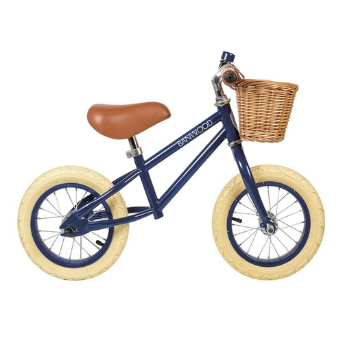 Banwood Banwood loopfiets First Go Navy