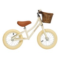Banwood loopfiets | Cream