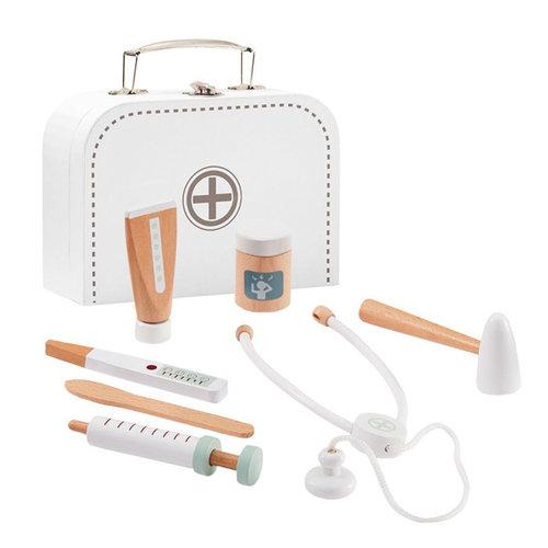 Kids Concept Kids Concept dokterskoffer | Wit
