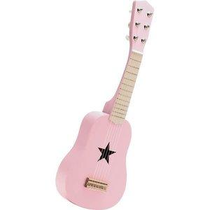 Kids Concept Kids Concept speelgoed gitaar | Roze