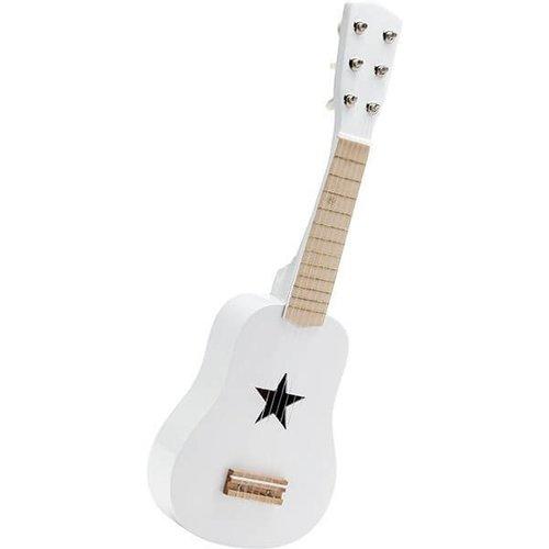 Kids Concept Kids Concept speelgoed gitaar | Wit