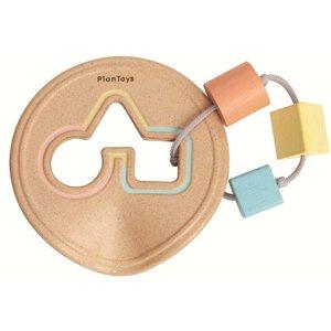 Plan Toys Plan Toys Babyspeelgoed | Vormen speeltje