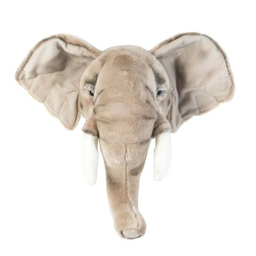 Wild and Soft Wild and Soft dierenkop | Olifant