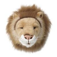 Wild and Soft dierenkop | Leeuw