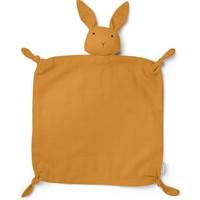 Liewood knuffeldoek Agnete | Rabbit mustard
