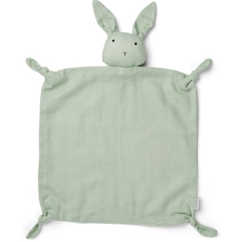 Liewood Liewood knuffeldoek Agnete | Rabbit Dusty Mint