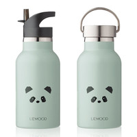 Liewood Drinkfles Anker | Panda Dusty Mint