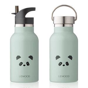 Liewood Liewood Drinkfles Anker | Panda Dusty Mint