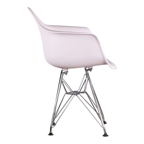 Eames kinderstoel Kinderstoel Eames junior | DAR licht roze