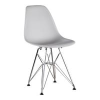 Kinderstoel Eames junior | DSR licht grijs