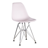 Kinderstoel Eames junior | DSR licht roze