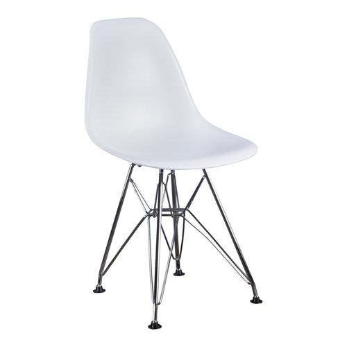Eames kinderstoel Kinderstoel Eames junior | DSR Wit