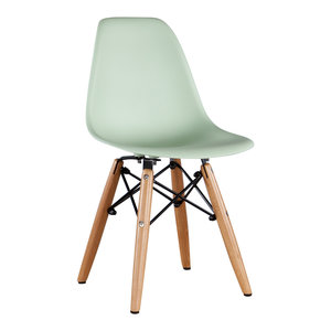 Eames kinderstoel Kinderstoel Eames junior | DSW mint