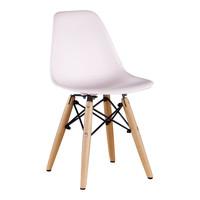 Kinderstoel Eames junior | DSW licht roze