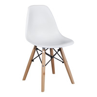 Kinderstoel Eames junior | DSW wit