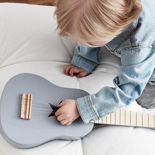 Kids Concept Kids Concept speelgoed gitaar   Roze