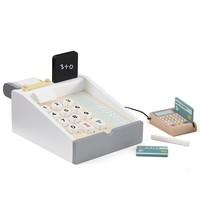 Kids Concept houten speelgoed kassa