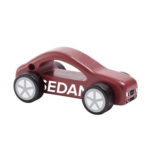 Kids Concept Kids Concept houten auto Sedan | Aiden
