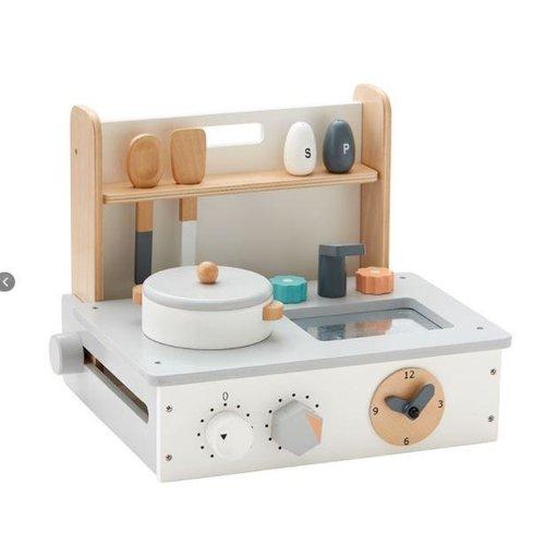 Kids Concept Kids Concept draagbaar keukentje