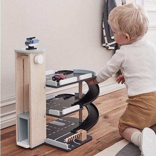 Kids Concept Kids Concept houten parkeergarage XL  | Aiden