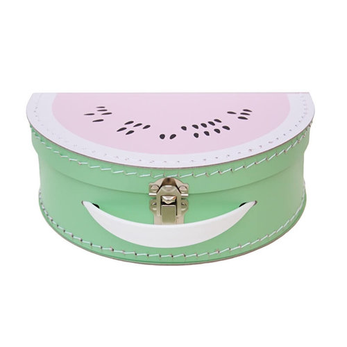 Kidsboetiek Kidsboetiek koffertje watermeloen
