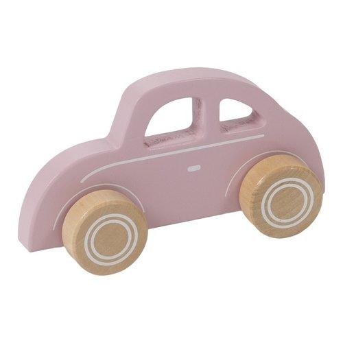 Little Dutch Little Dutch | Houten beetle roze