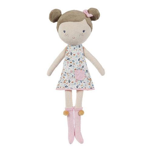 Little Dutch Little Dutch | Knuffelpop Rosa 50 cm