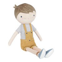 Little Dutch | Knuffelpop Jim 50 cm