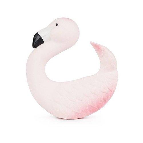 Oli & Carol Oli & Carol bijt- & badarmband | Flamingo