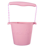Scrunch bucket emmertje | Blush pink