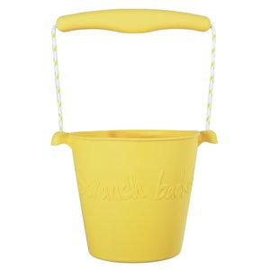 Scrunch Scrunch bucket emmertje | Buttercup yellow