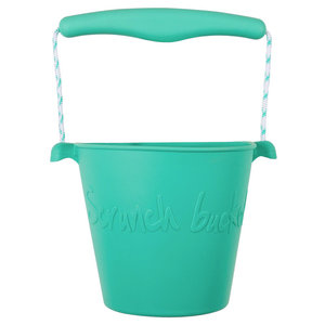Scrunch Scrunch bucket emmertje | Dug egg green