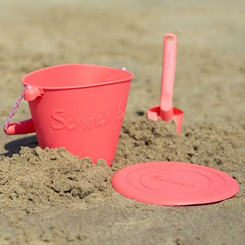 Scrunch Scrunch bucket emmertje | Pink
