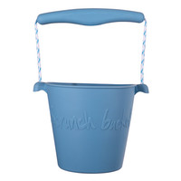 Scrunch bucket emmertje | Twilight blue