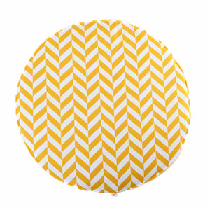 Wigiwama Speelkleed chevron | Oker