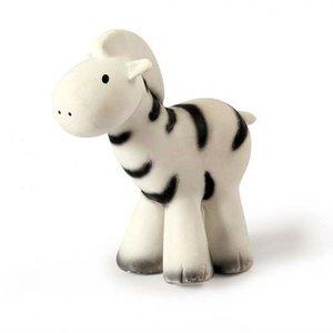 Tikiri Tikiri Bijt- en badspeelgoed Rammelaar | Zebra