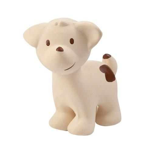 Tikiri Tikiri Bijt- en badspeelgoed Rammelaar | Puppy