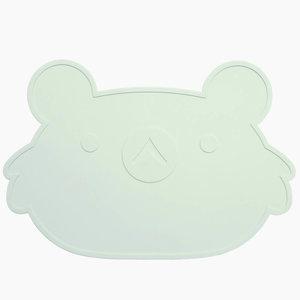 Petit Monkey Petit Monkey Placemat Koala | Mint