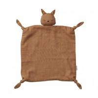 Liewood knuffeldoek Agnete | Cat terracotta