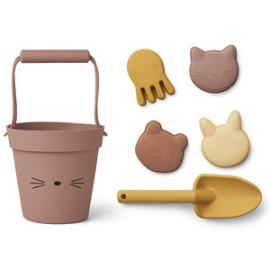 Liewood Liewood beach set Dante | Rose Mix