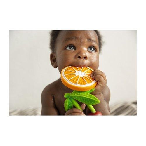 Oli & Carol Oli & Carol bad / bijtspeeltje | Sinaasappel