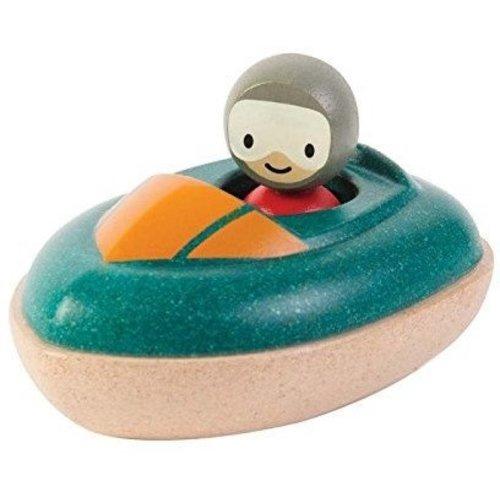 Plan Toys Plan Toys badspeelgoed | Speedboat
